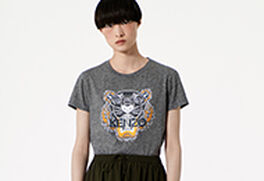 Women Tiger T-shirts