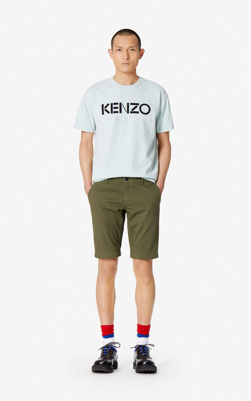 KHAKI 2-in-1 trousers for men KENZO
