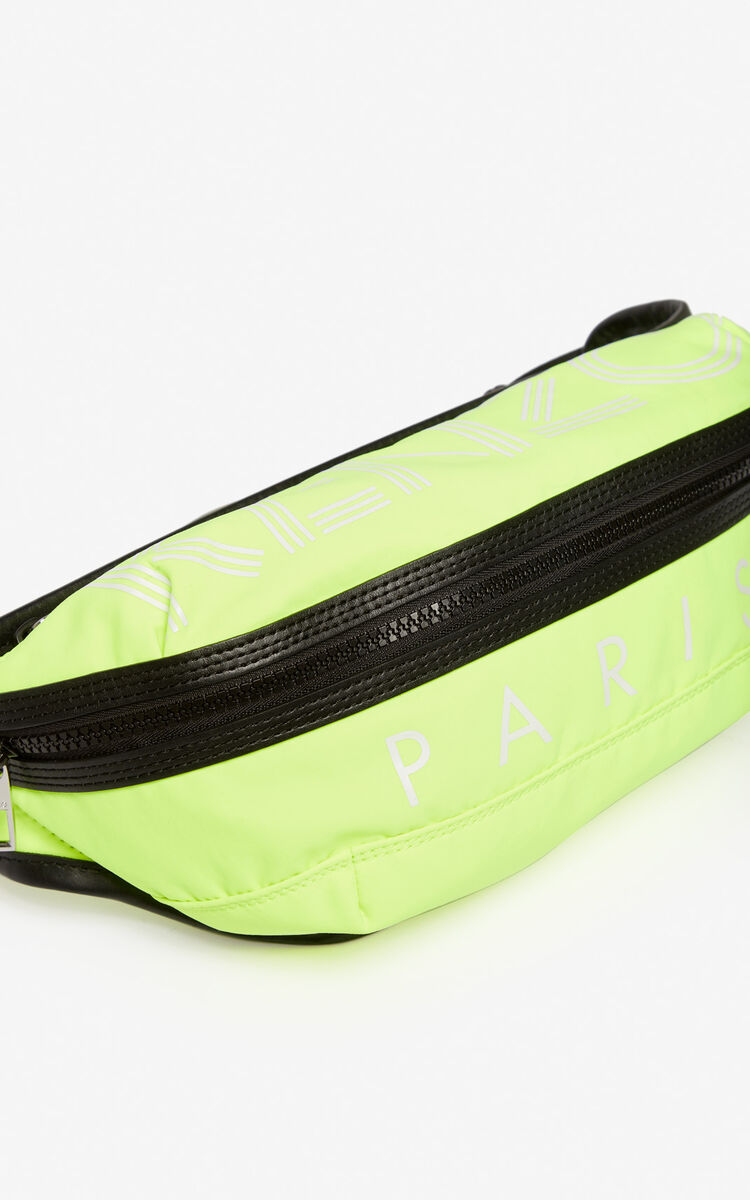 LEMON KENZO Logo bumbag for women
