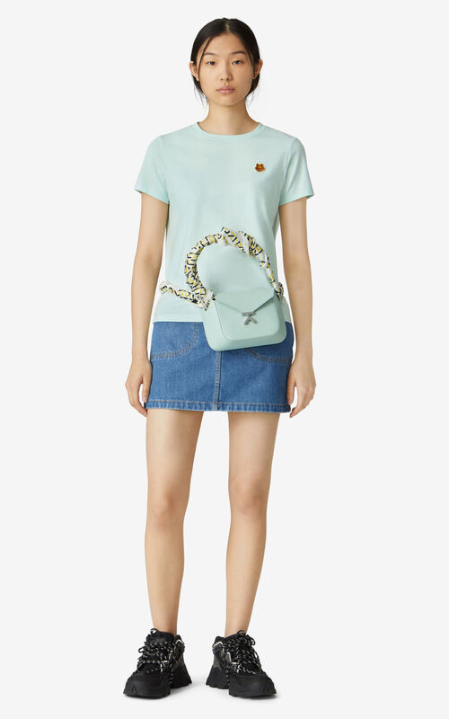 MINT Tiger Crest t-shirt for women KENZO