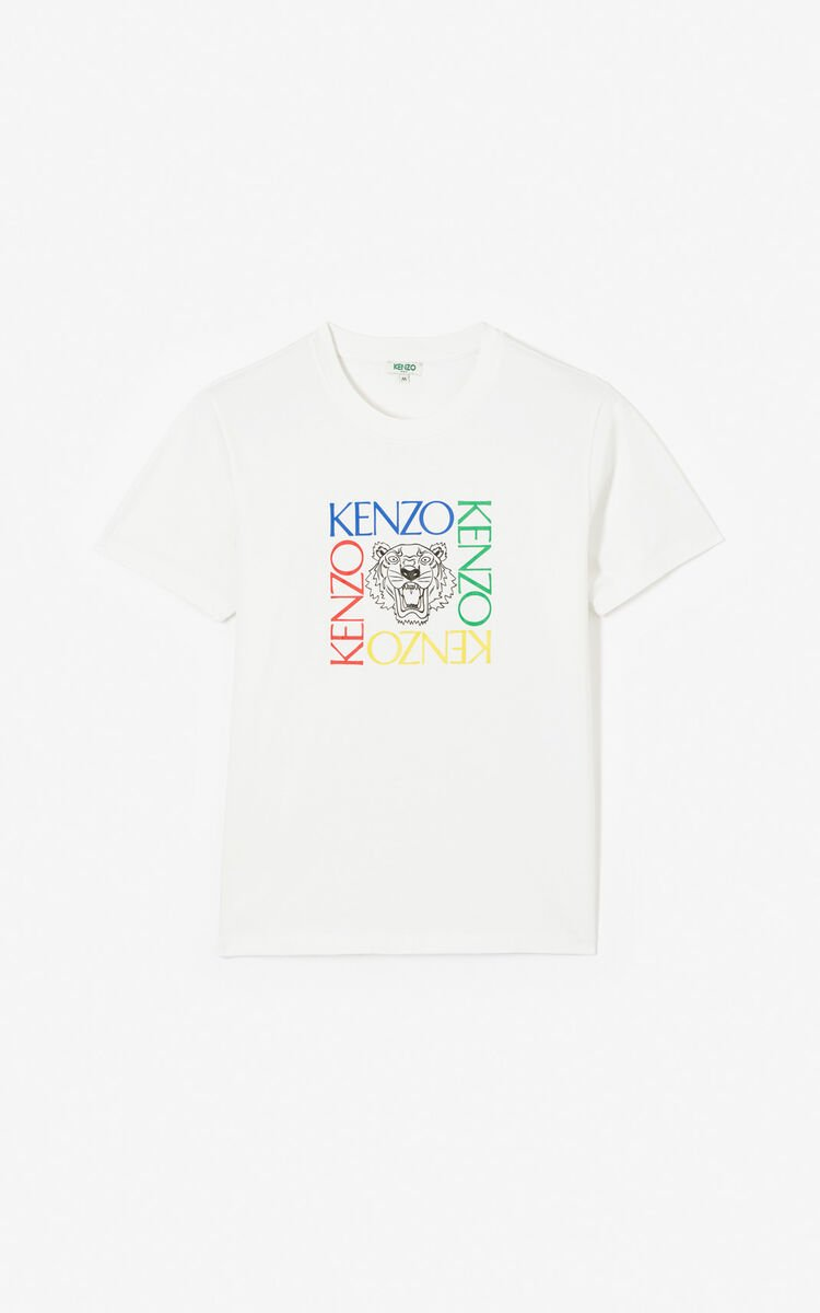 a2372f20ce Tiger Square' t-shirt for NEW IN Kenzo | Kenzo.com