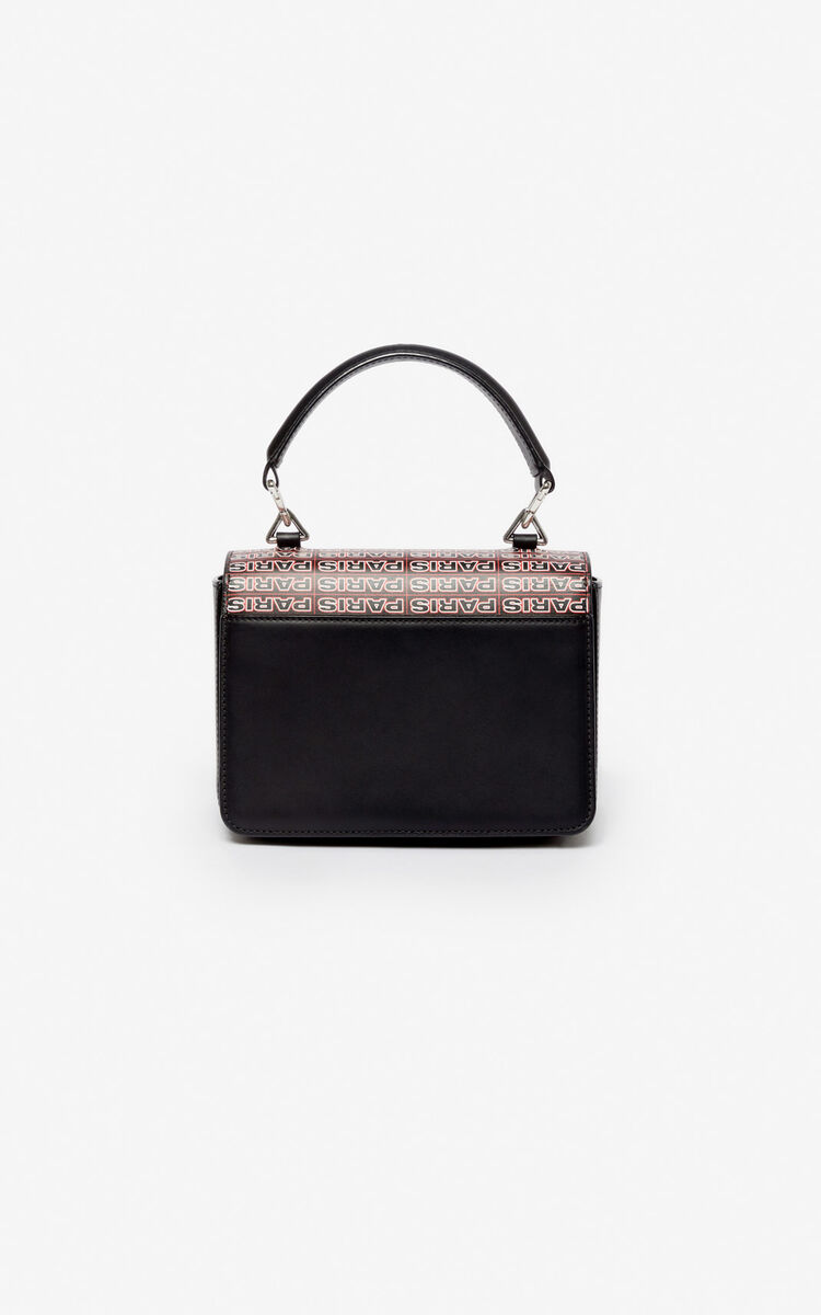BLACK 'Bamboo' K-bag for women KENZO