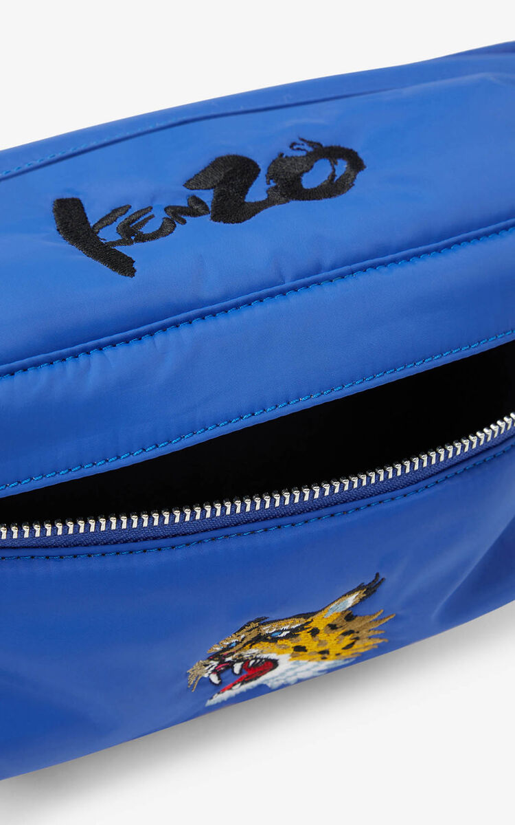ROYAL BLUE KENZO x KANSAIYAMAMOTO  belt bag for men