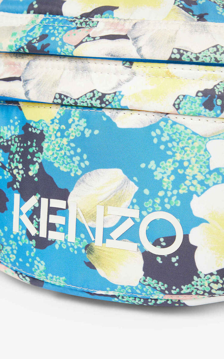 LEMON 'Gardenias' bumbag for women KENZO