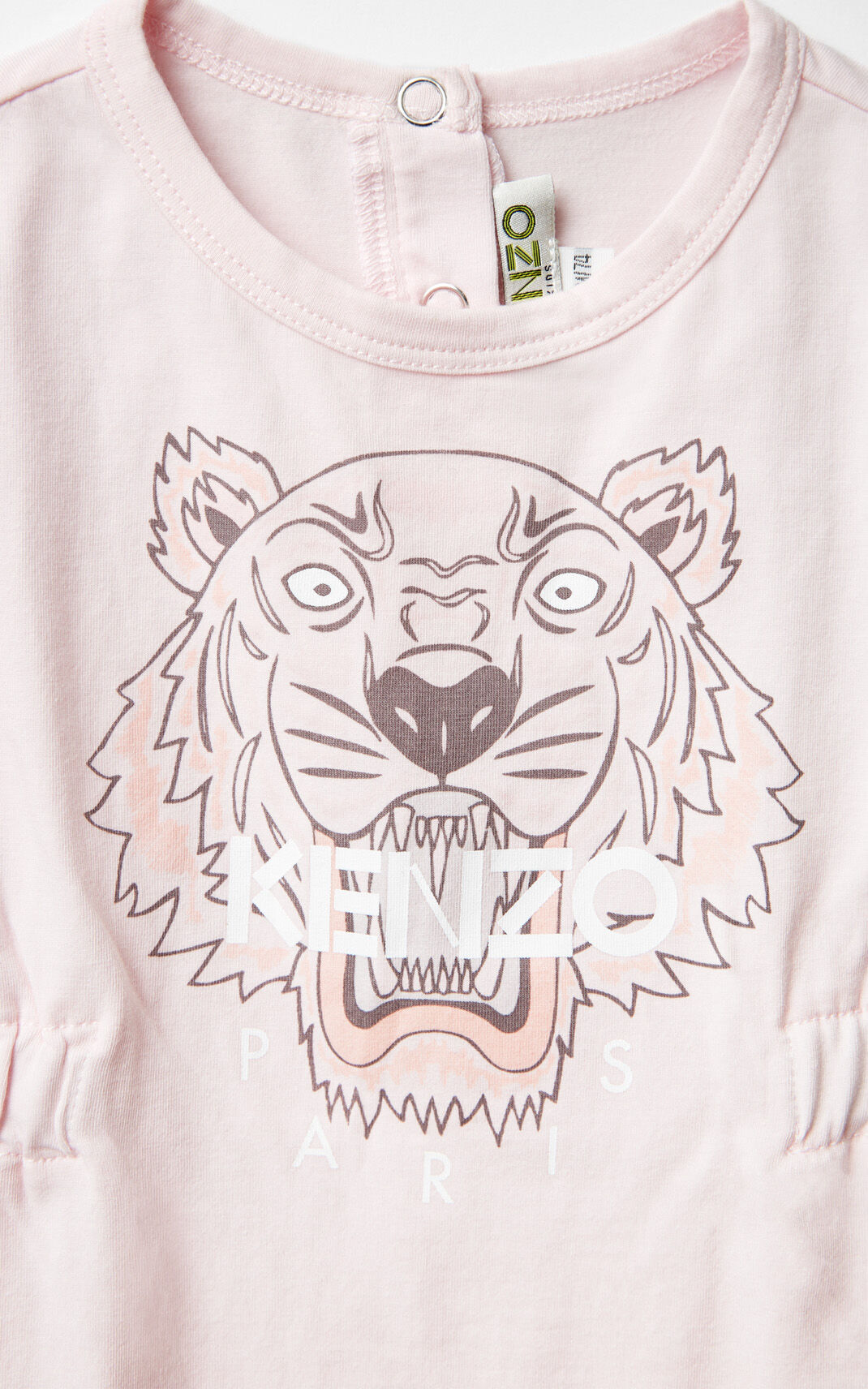 DEEP PINK Tiger Dress  for men KENZO