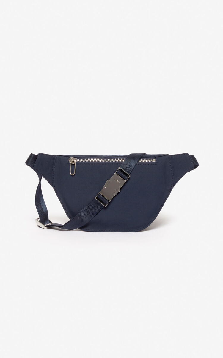 MIDNIGHT BLUE 'Lucky Star' bumbag for women KENZO