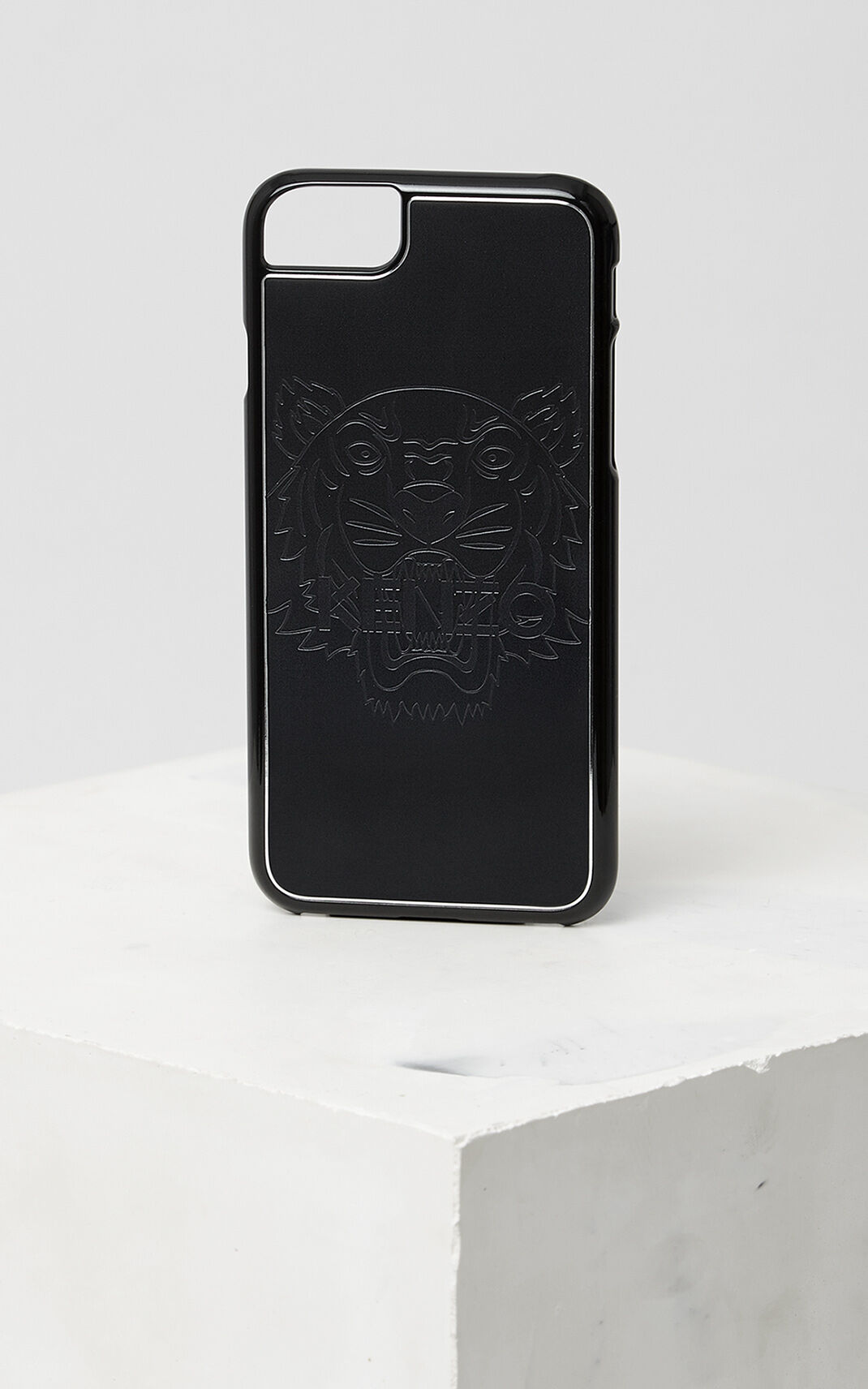 BLACK Tiger iPhone 7+/8+ case for unisex KENZO