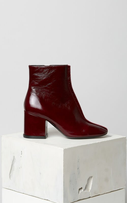 BORDEAUX Daria ankle boots for women KENZO