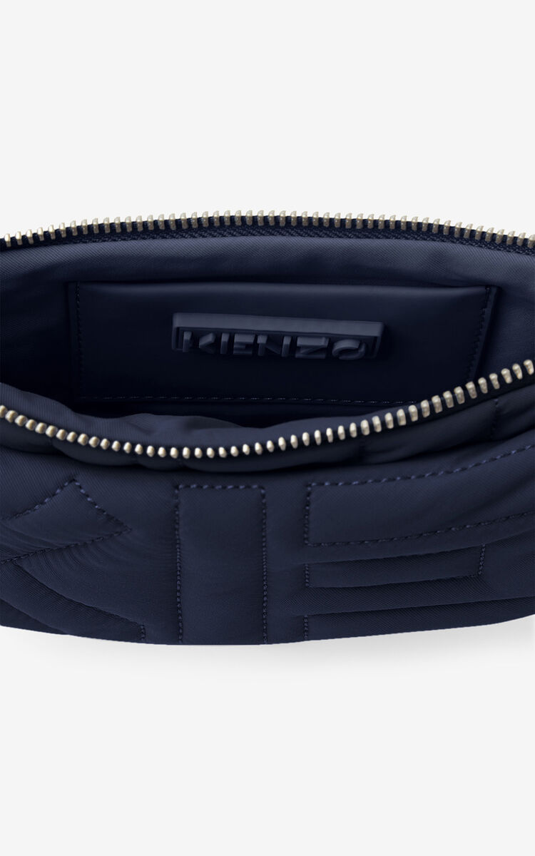 NAVY BLUE Arctic belt bag for women KENZO