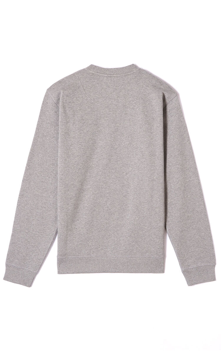 DOVE GREY Hyper KENZO sweatshirt for women