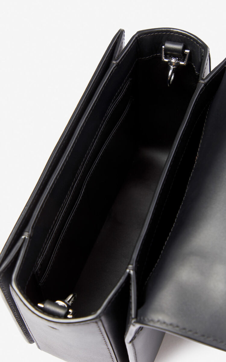 BLACK K-Bag for unisex KENZO