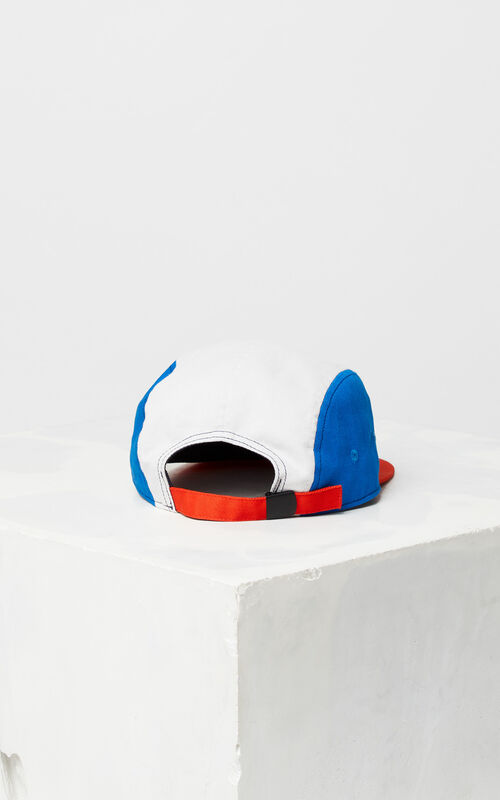 FRENCH BLUE 'Frozen' cap for women KENZO