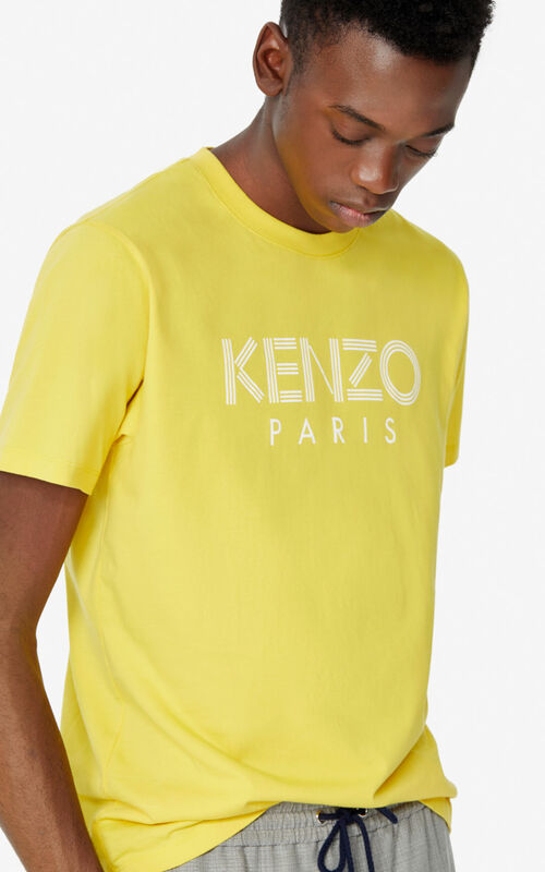 LEMON KENZO Paris T-shirt  for men