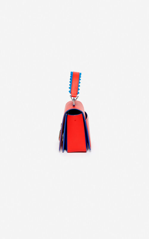 MEDIUM RED K-Bag for unisex KENZO