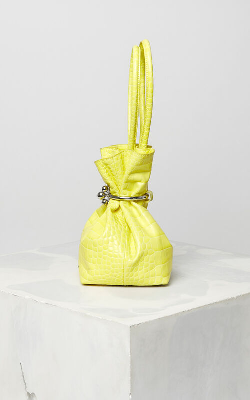 LEMON Gyoza Purse for unisex KENZO