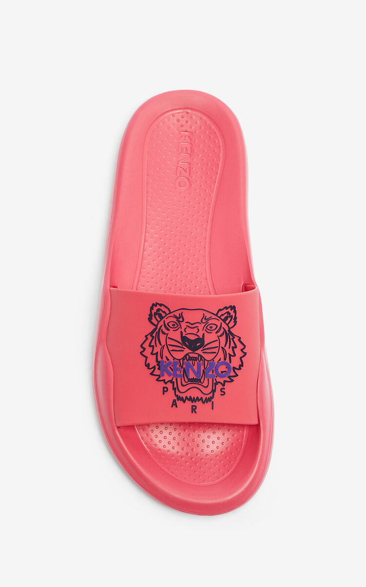 CORAL Tiger 3D-printed mules for unisex KENZO