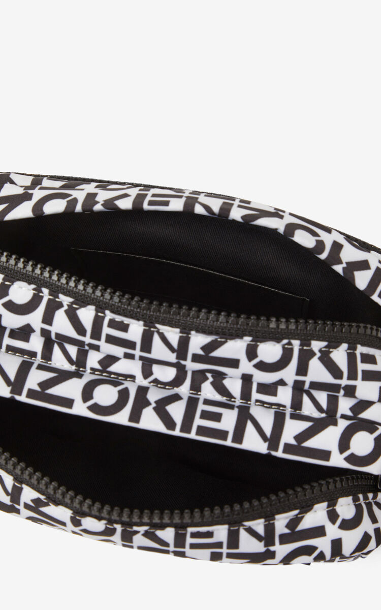 OFF WHITE KENZO Repeat bag for unisex