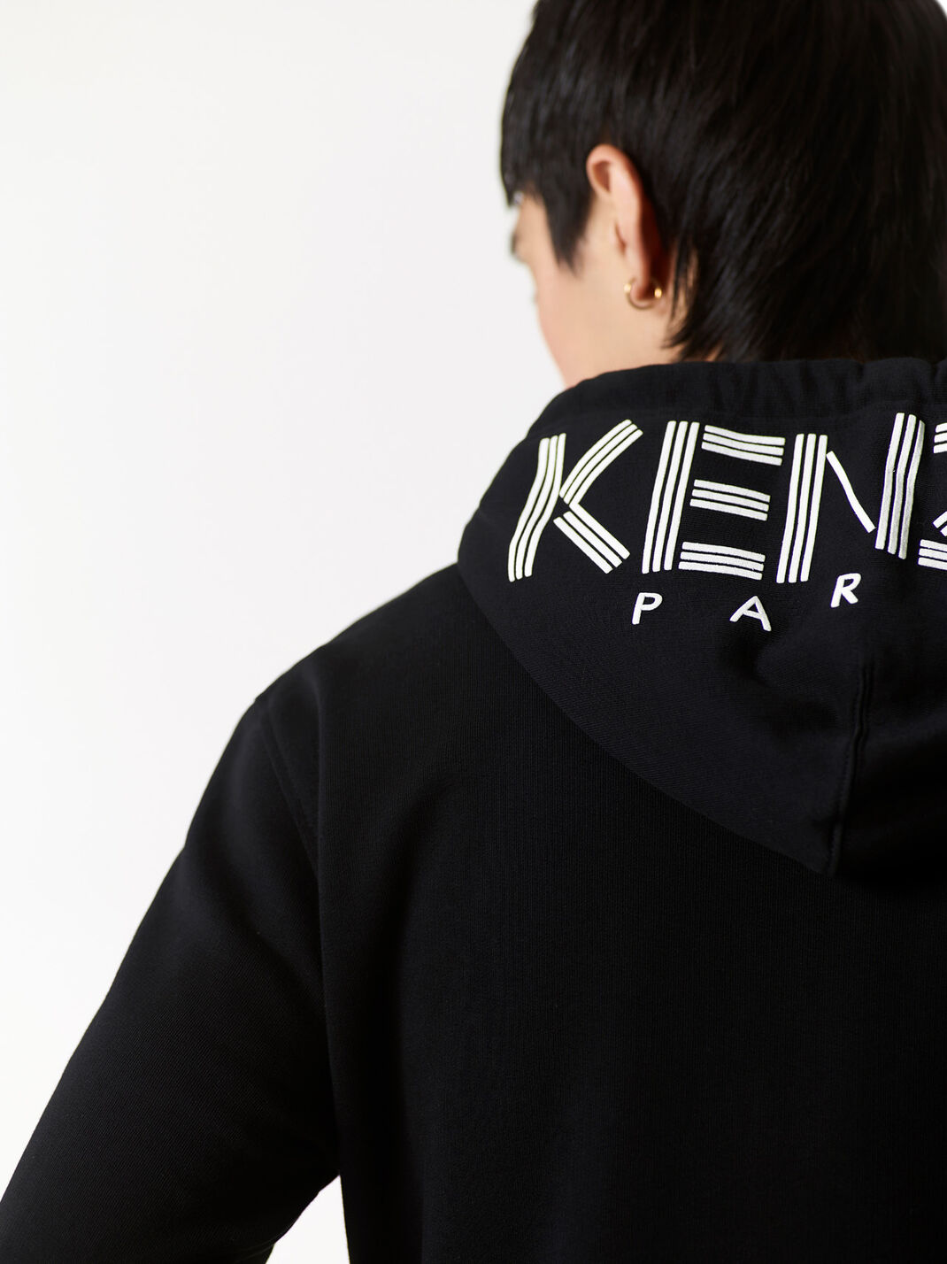 BLACK KENZO Hoodie for women
