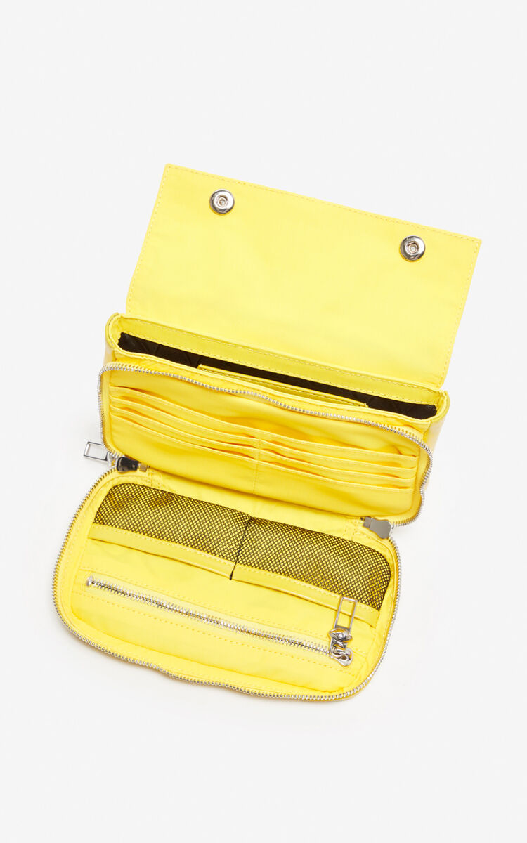 LEMON KENZO Paris crossbody bag for unisex