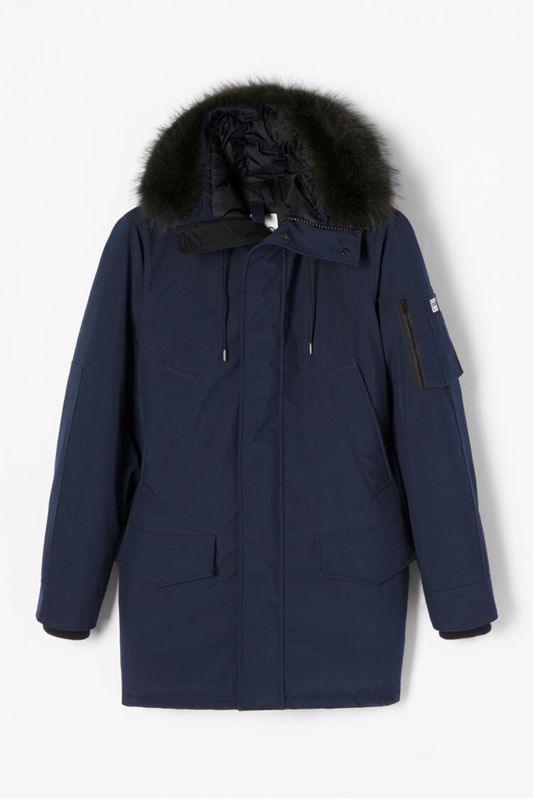Long Fur parka for Kenzo | Kenzo.com