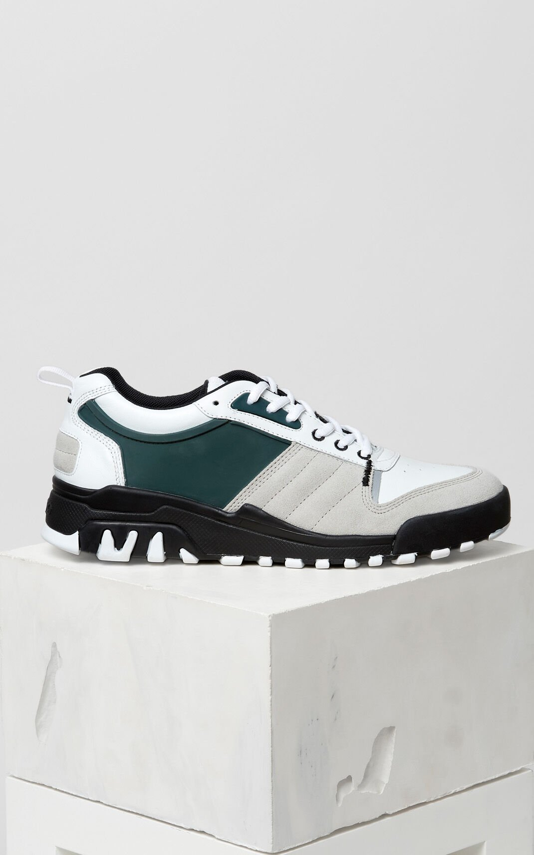 GRASS GREEN K-one sneakers for men KENZO