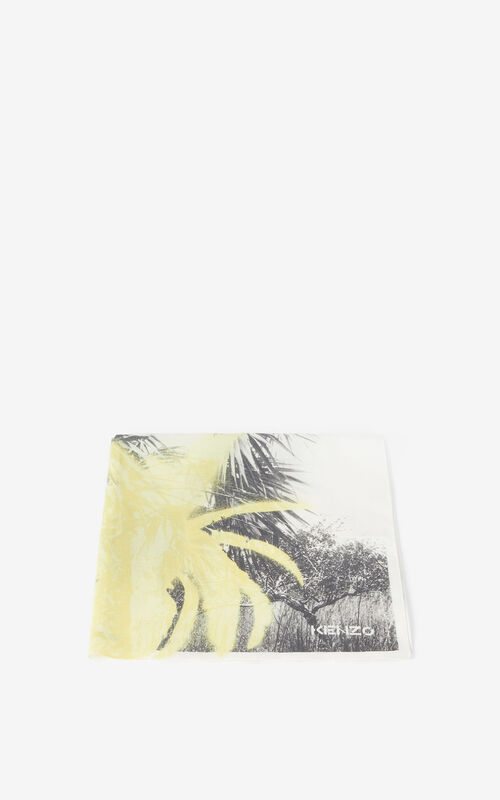VANILLA 'Hawaiian Graffiti' 'High Summer Capsule' bandana for unisex KENZO