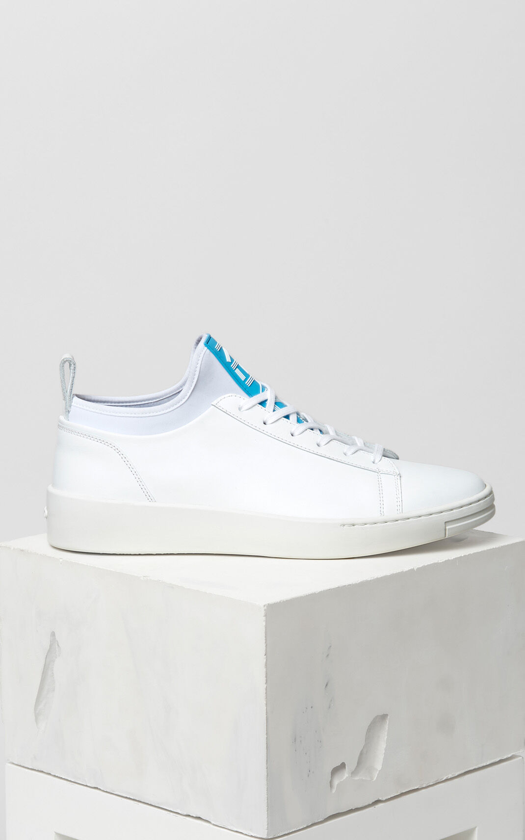 WHITE K-city sneakers for men KENZO