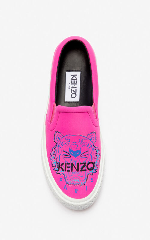 K-Skate Tiger slip-on shoes for women KENZO