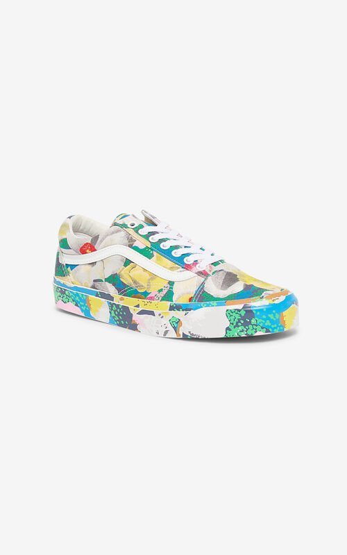 LEMON OLD SKOOL 'Tulipes' KENZO/VANS sneakers