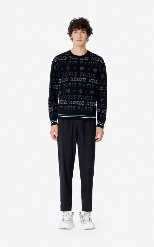MULTICOLOR 'Holiday Capsule' KENZO Paris jumper for women