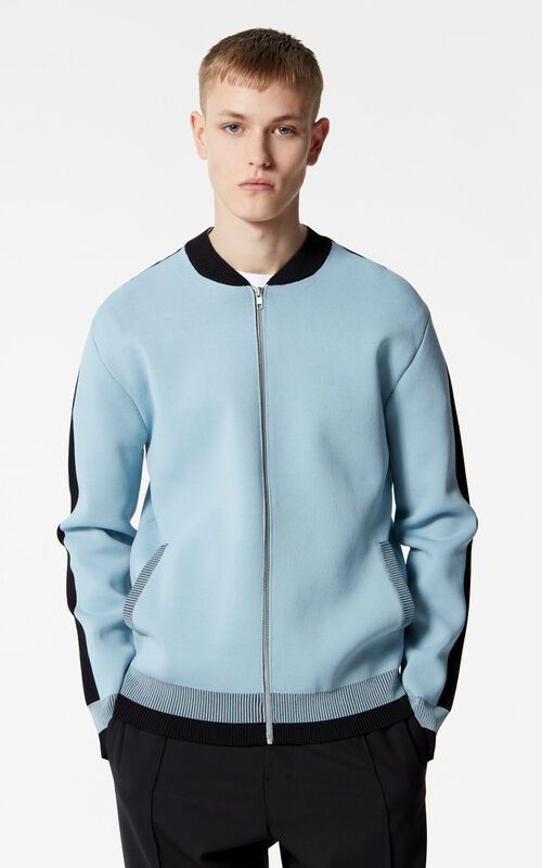 GLACIER 'Color by KENZO' teddy jacket for men