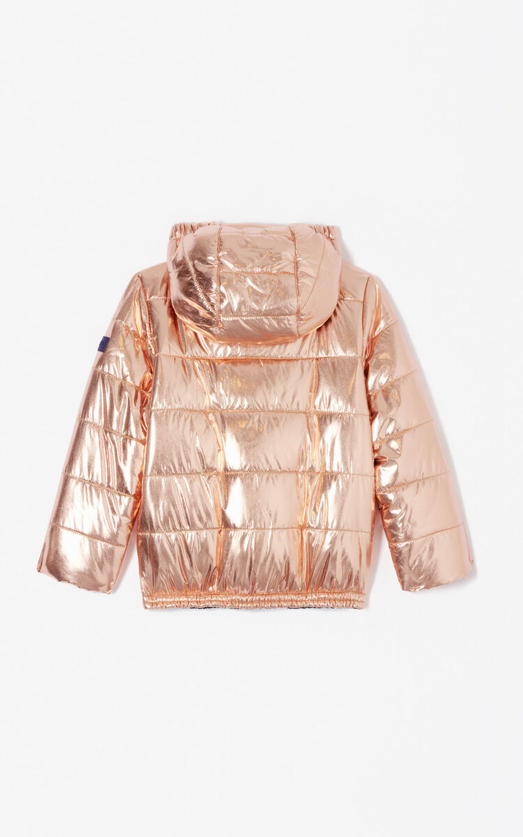 COPPER 'Cosmic' quilted puffa jacket for men KENZO