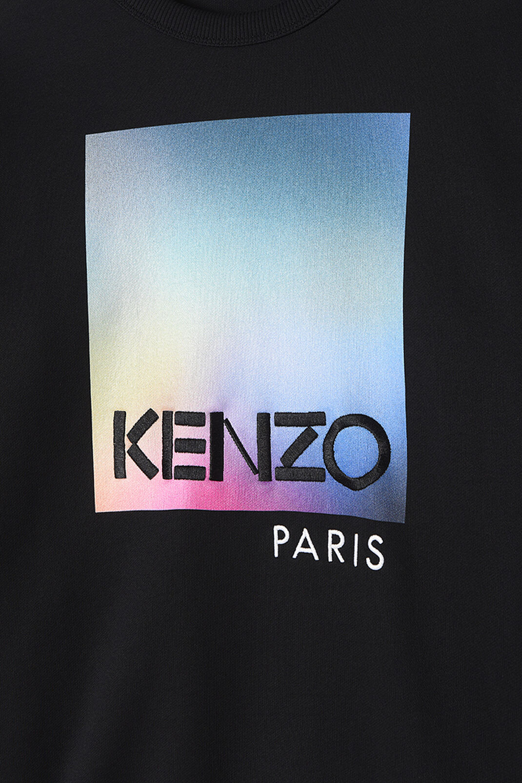 BLACK 'KENZO Northern Lights' Sweatshirt for women