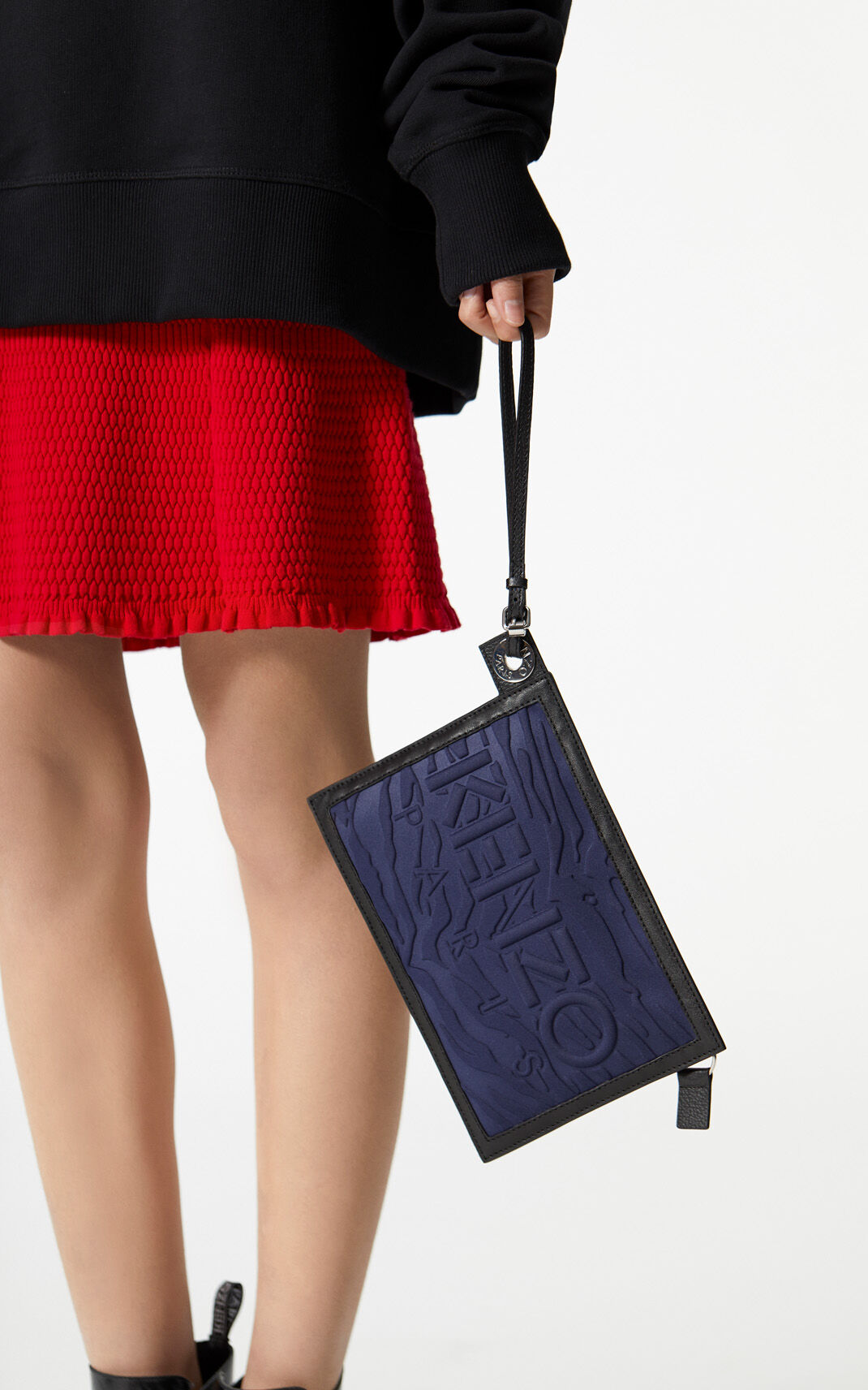 INK A5 Kombo clutch for unisex KENZO