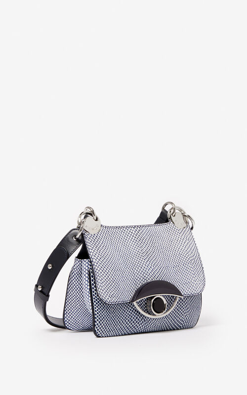NAVY BLUE TALI crossbody bag for unisex KENZO