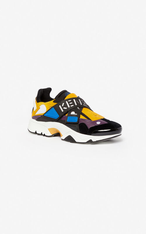 8f9efb8e0 New collection · MARIGOLD Sonic Scratch sneakers for unisex KENZO MARIGOLD  Sonic Scratch sneakers for unisex KENZO