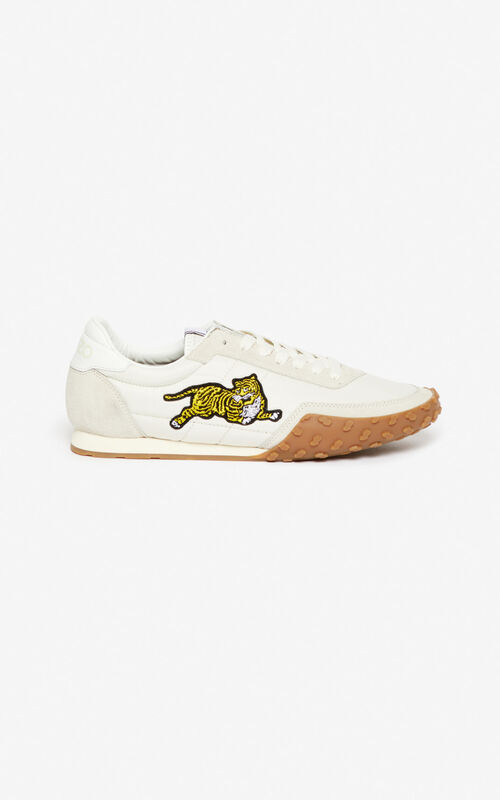 PALE GREY KENZO MOVE trainers for unisex
