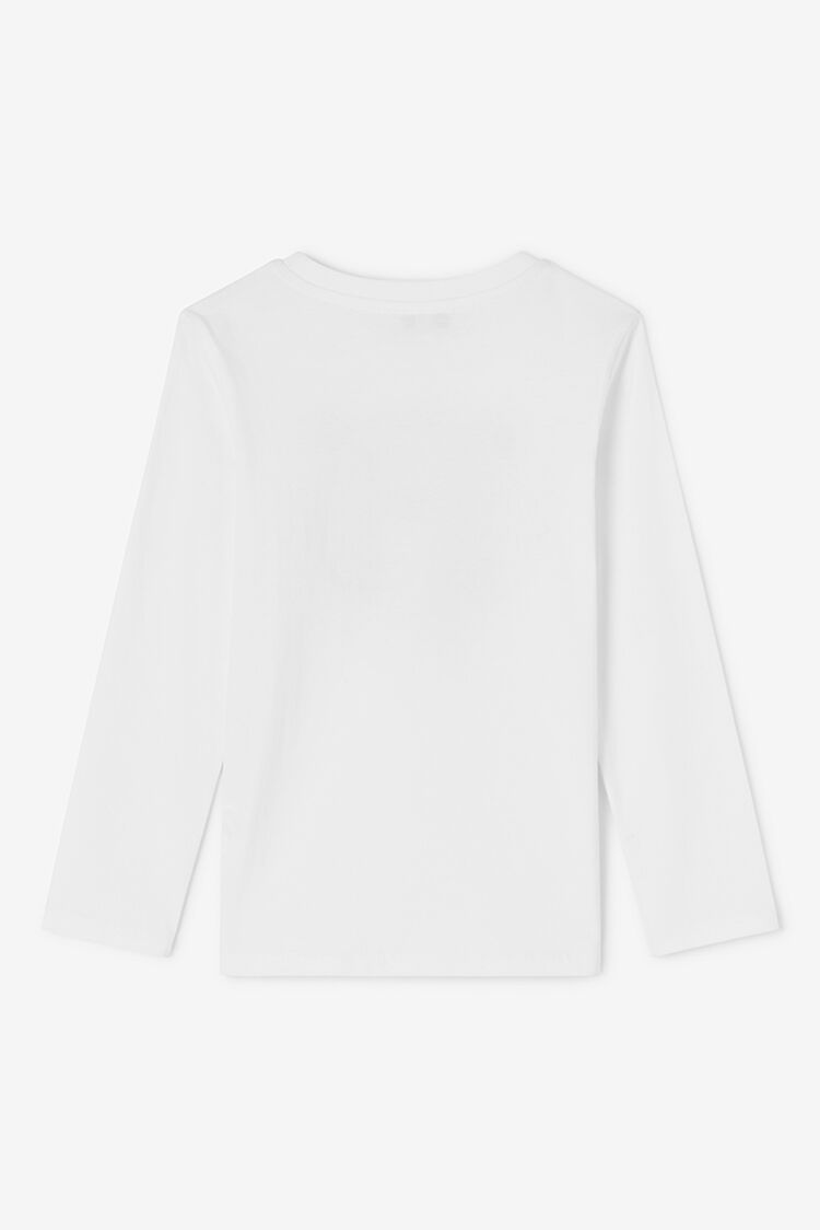 WHITE Tiger Long T-shirt for women KENZO