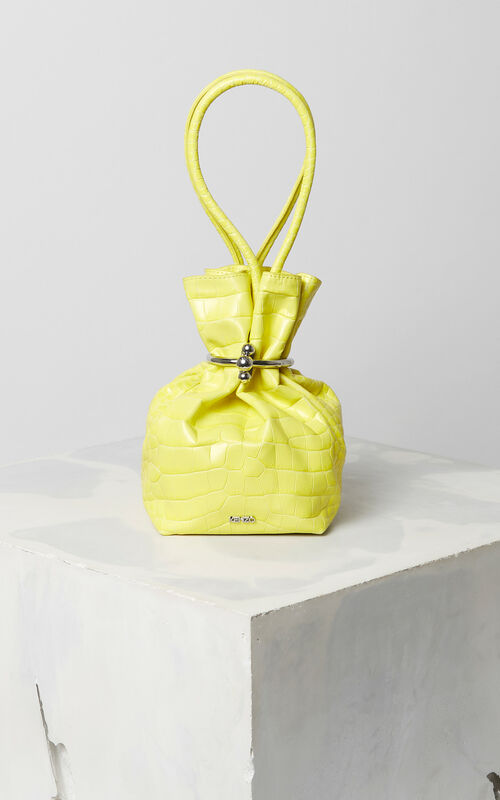 LEMON Gyoza purse for women KENZO