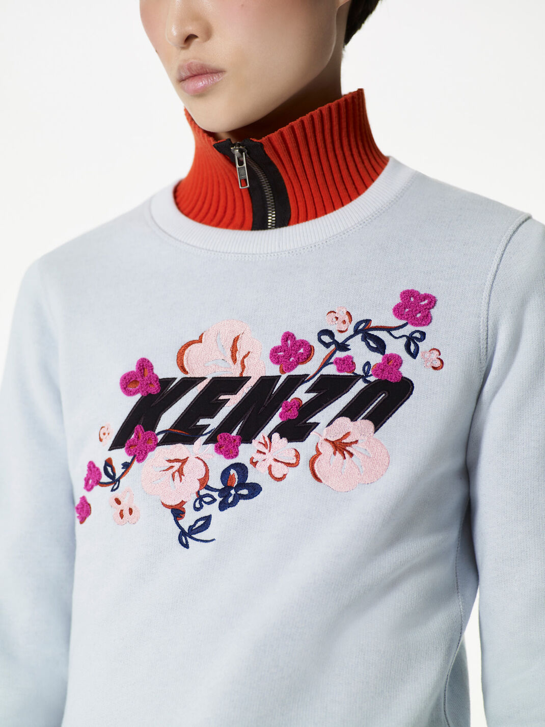 GLACIER KENZO x Floral Leaf' Sweatshirt  for women