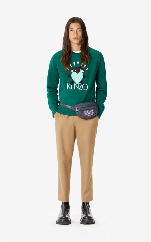PINE 'Cupid' sweatshirt 'Capsule Back from Holidays' for men KENZO