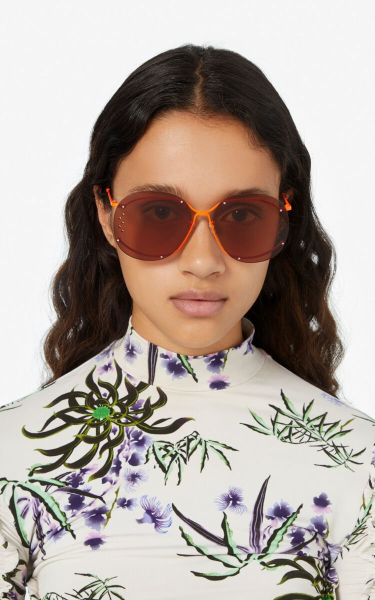 DEEP ORANGE Sunglasses for unisex KENZO