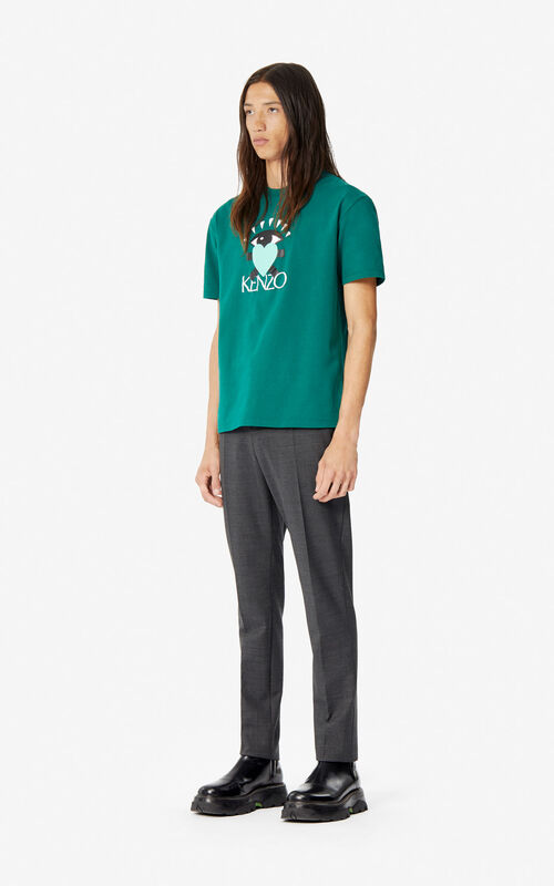 PINE 'Cupid' T-shirt 'Capsule Back from Holidays' for men KENZO