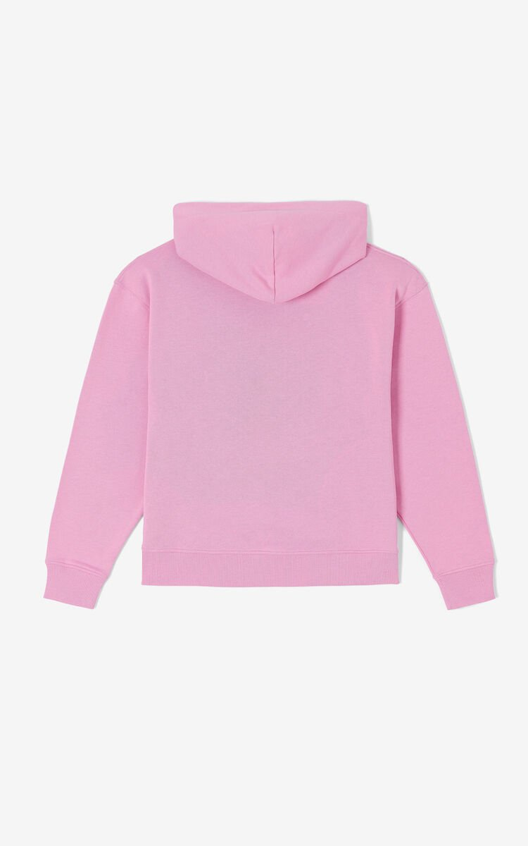 ROSE 'Lucky Star' hooded sweatshirt for women KENZO