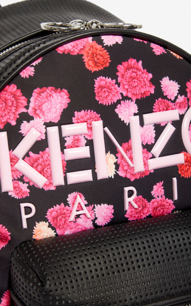 BEGONIA Kombo 'Peonie' backpack for women KENZO