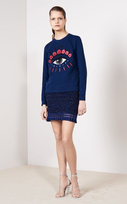 INK Eye Sweatshirt for women KENZO