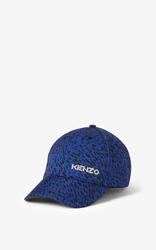 ELECTRIC BLUE Cap for men KENZO