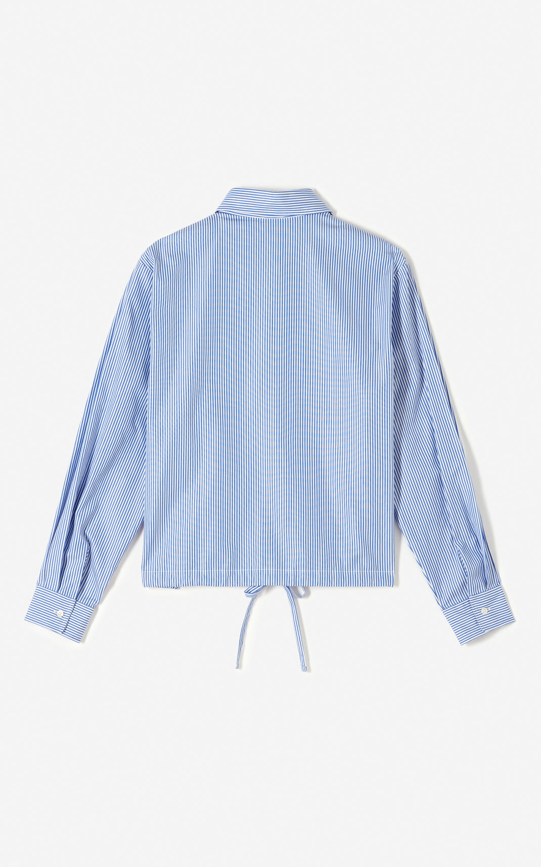 PERRIWINKLE Striped Tiger blouse for women KENZO