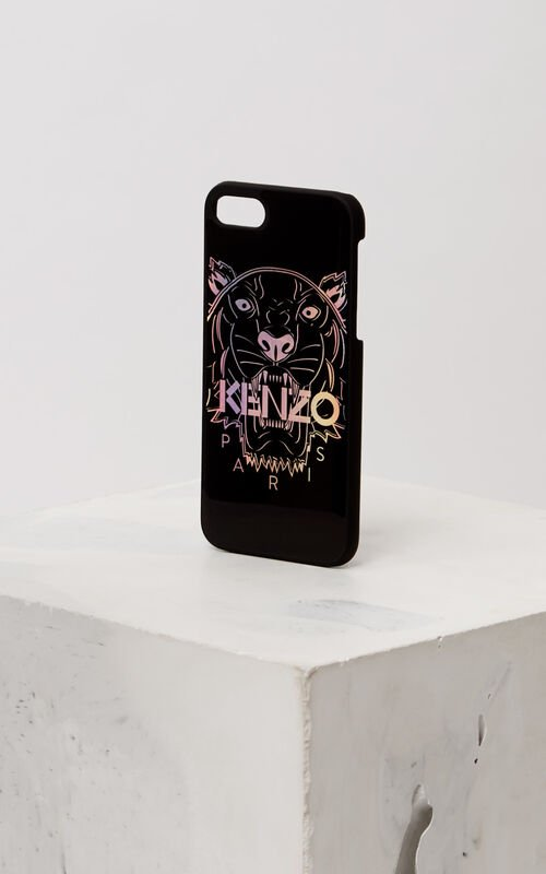 SILVER 3D Tiger iPhone 7/8 case for unisex KENZO