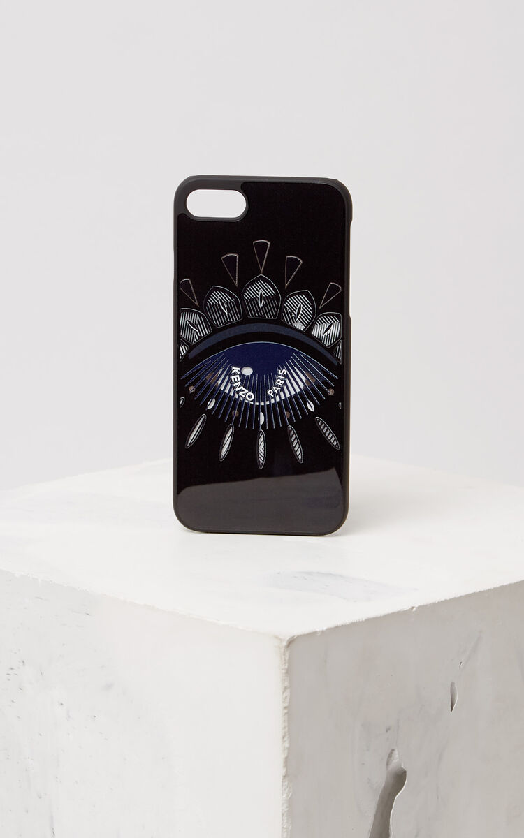 SILVER Nagai Eye iPhone 7/8 case 3D for unisex KENZO